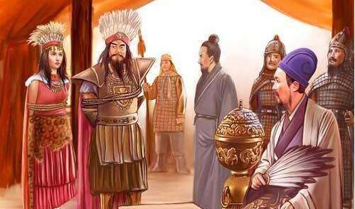 """历史上诸葛亮究竟是否有过""""七擒七纵孟获""""?"""