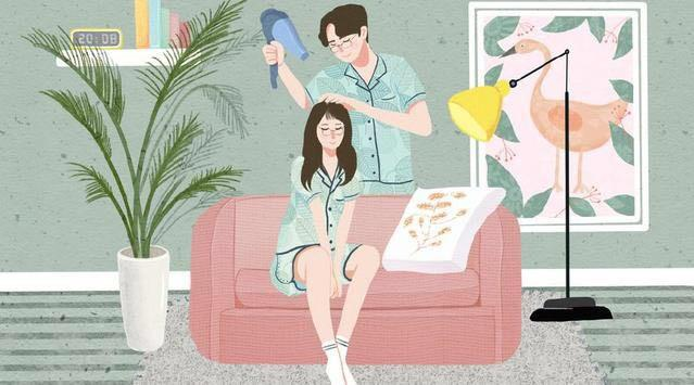 """女人拿你当""""自家老公""""了,才会有这样的行为,别傻傻看不明白"""