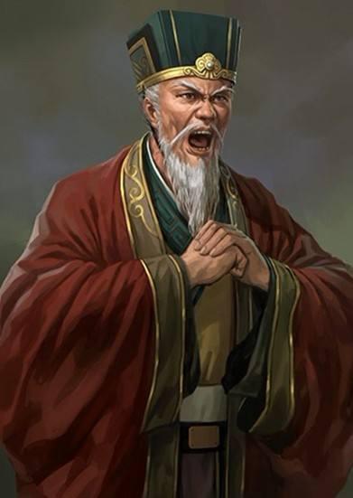张昭:有风骨有气节,才学兼备名实相符的东吴老臣