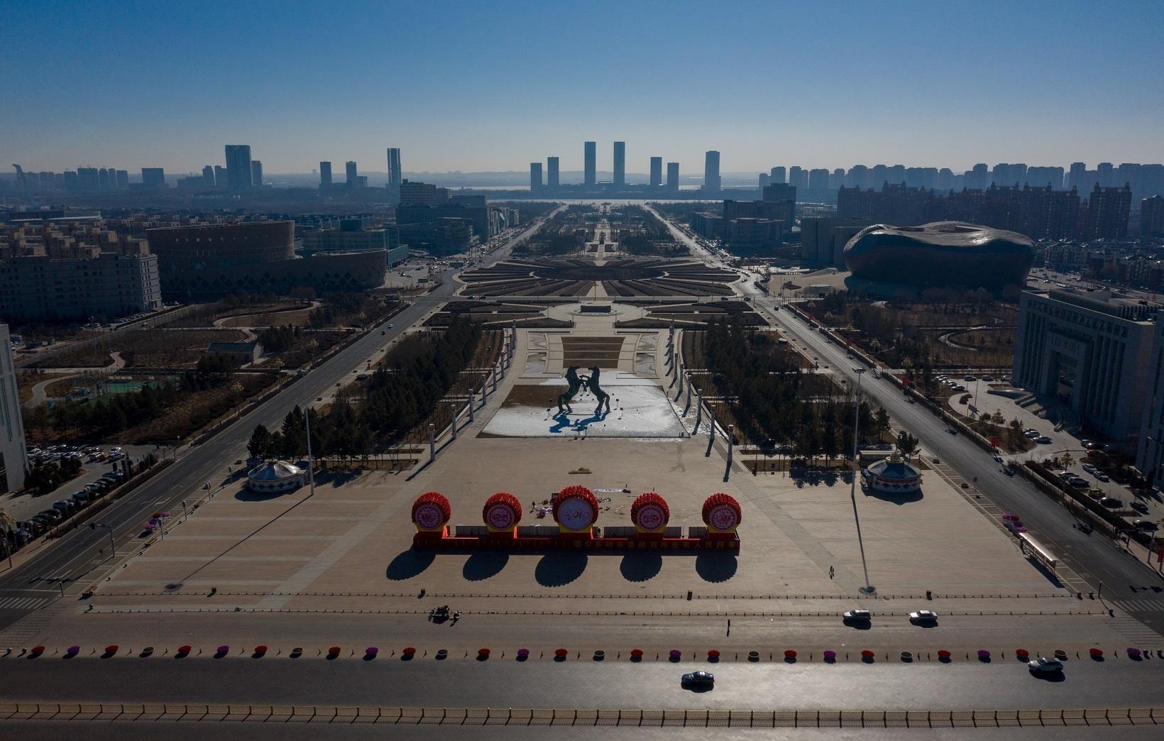 中国三大鬼城排名