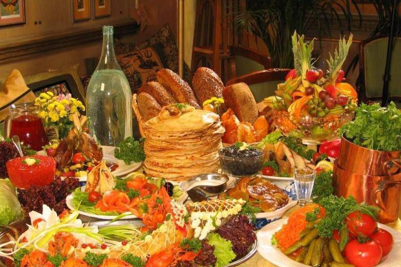 足不出户,带你感受俄罗斯的美食文化~