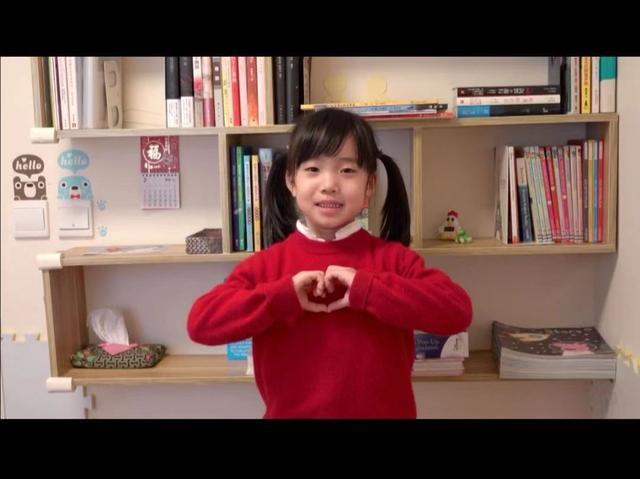 故事漂流--全国青少年儿童为武汉加油!为中国加油!