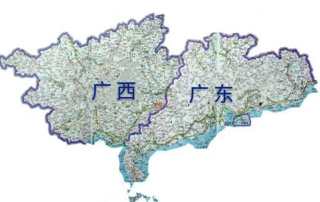 国内省份众多,为何只有广东广西称为两广地区的说法?