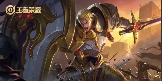 如果亚瑟的皮肤代表玩家的段位,心灵战警仅排在钻石