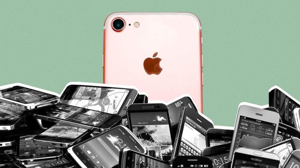 為什么iPhone成為了世界最暢銷的手機