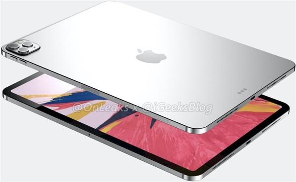新一代iPadPro曝光:性能和拍照提升