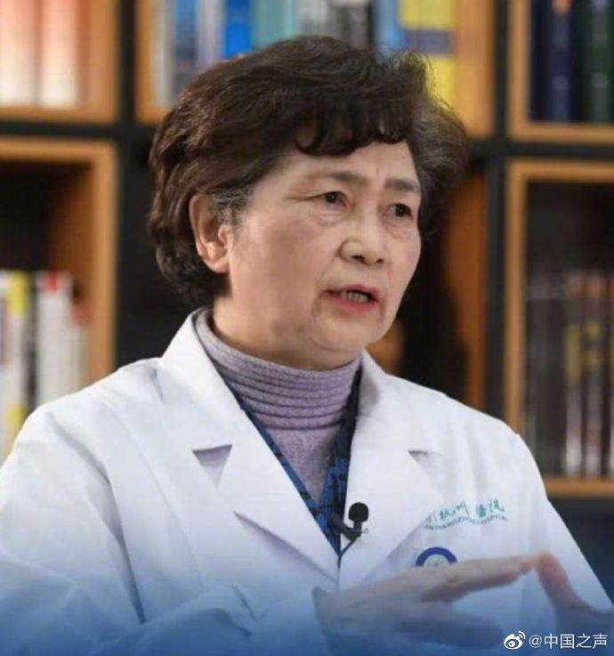 李兰娟:有几株病毒非常适合做疫苗,现在正紧锣密鼓地开展
