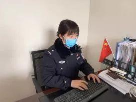 为了抗击疫情,渭南蒲城这对90后