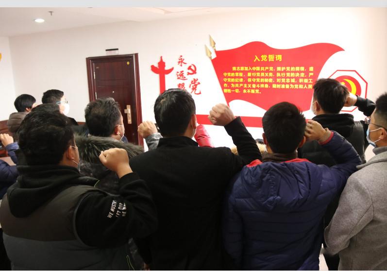 """威宁县融媒体中心党支部—党旗飘扬在心中""""长枪短炮""""战疫情"""