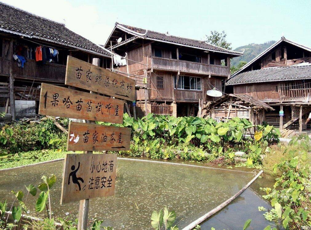 广西这个水上古镇低调得让人心疼,美了400年,比乌镇安静多了