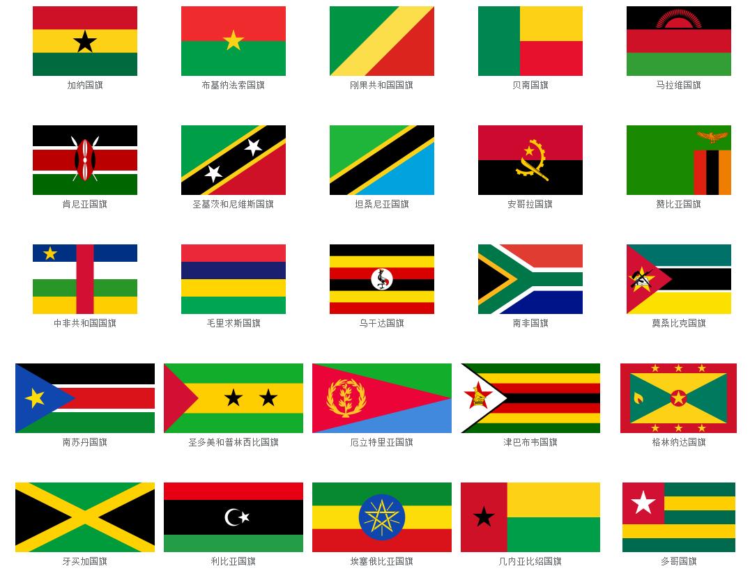 哪些国家是由黄绿白三色国旗组成的?_为您提供金融留学移民交...