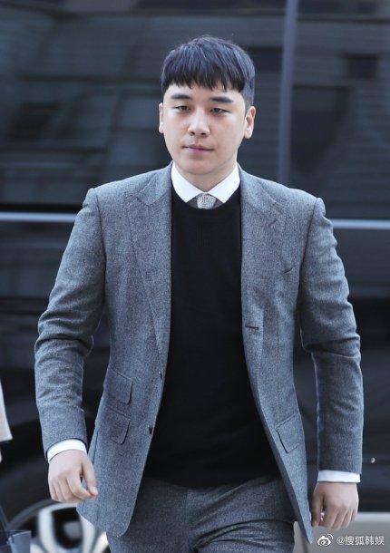 韓國兵務廳發出勝利入伍通知 嫌疑調查將移送至軍事法院