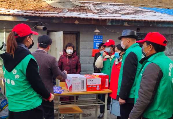 凝聚力量 听从指挥——西吉县爱心力量抗击预防疫情全方位出击
