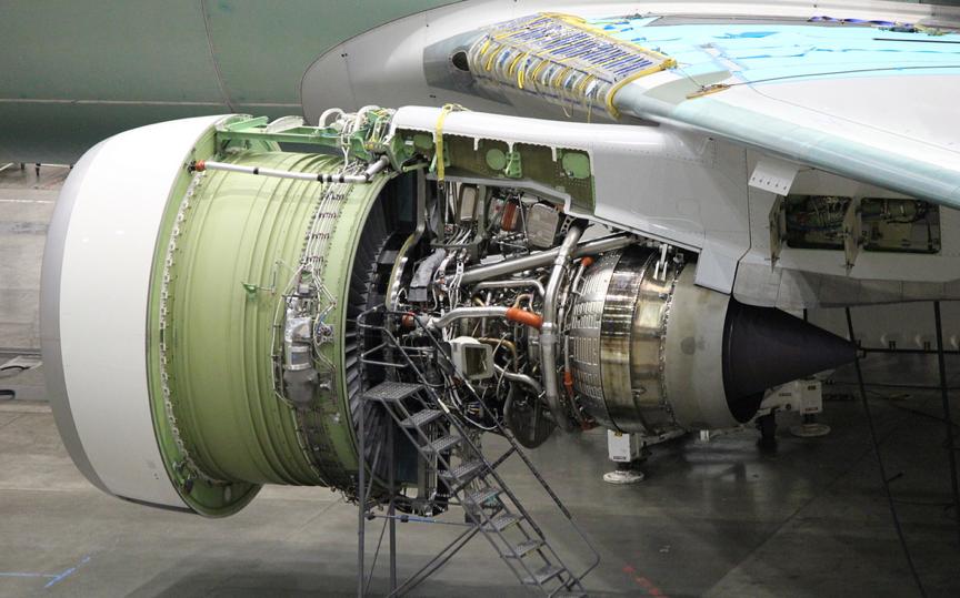 大数据分析技术帮助GE迅速完成GE90发动机适航检查