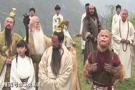 西游记中,元始天尊和地仙之祖镇元子,究竟是什么关系