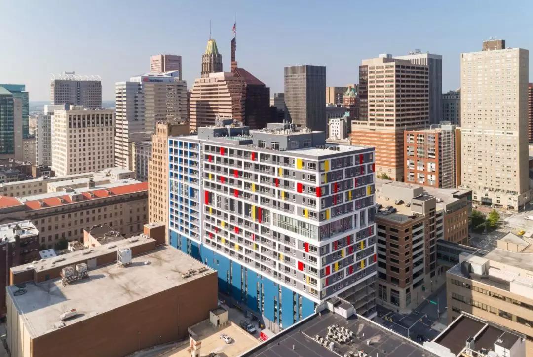 EB-5 JF15卡尔弗特北街 225 号甲级公寓项目最新投资者报告简述