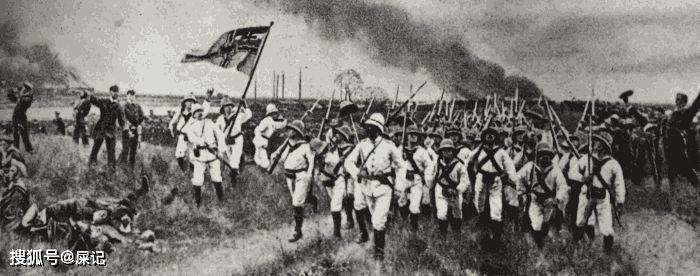八国联军侵华, 列强要求瓜分中国, 只有一个国家反对, 原因不简单