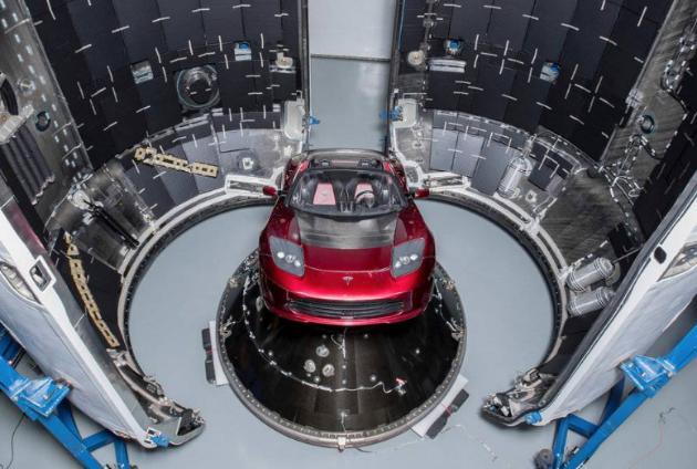特斯拉市值五天漲500億美元,全球汽車產業風向已變天