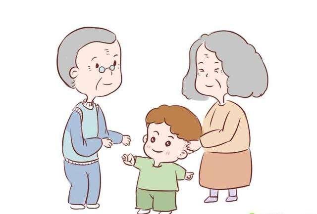 过年回谁家过年 ,孩子抢着回答 去姥姥家 ,被爸爸扇耳光