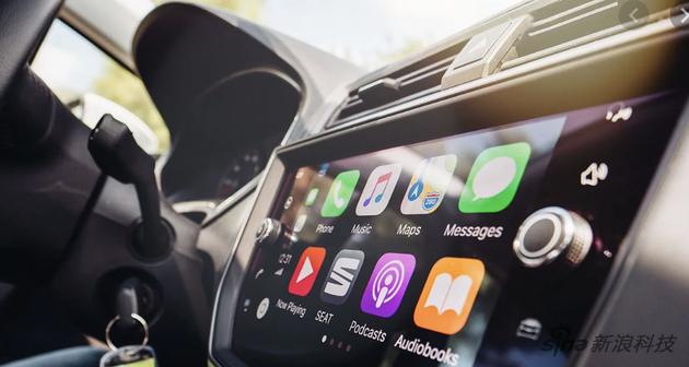 苹果发布了iOS 13.4版iPhone可以当汽...