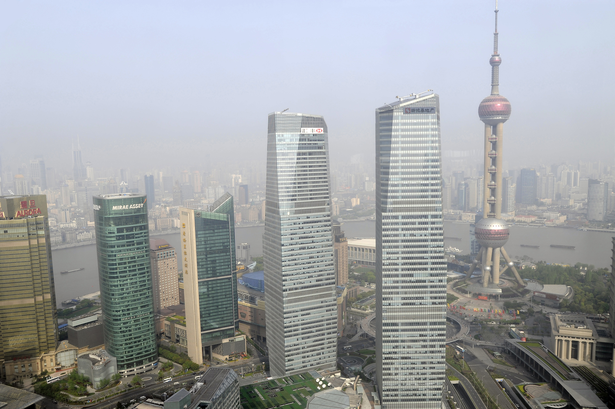 """浦东新区gdp_7年GDP突破2万亿,浦东为何敢立""""军令状"""""""
