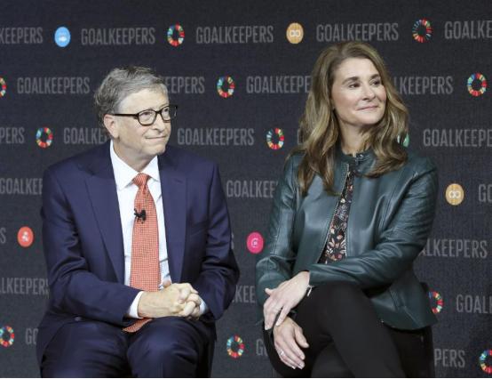 比尔·盖茨基金会宣布出资1亿美元,抗击新冠病毒!