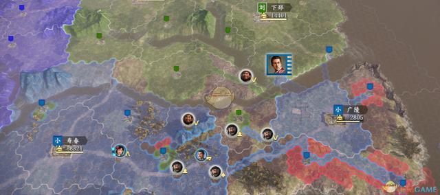 《三国志14》DLC古武将庞涓数据分享