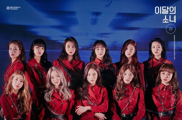 李秀满亲自担任音乐监制,LOONA新专辑荣登47个国家ITunes一位