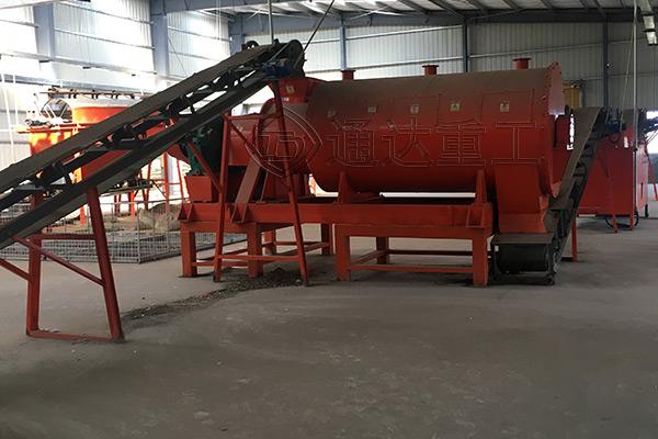 年产5000吨有机肥生产线具体产品配置