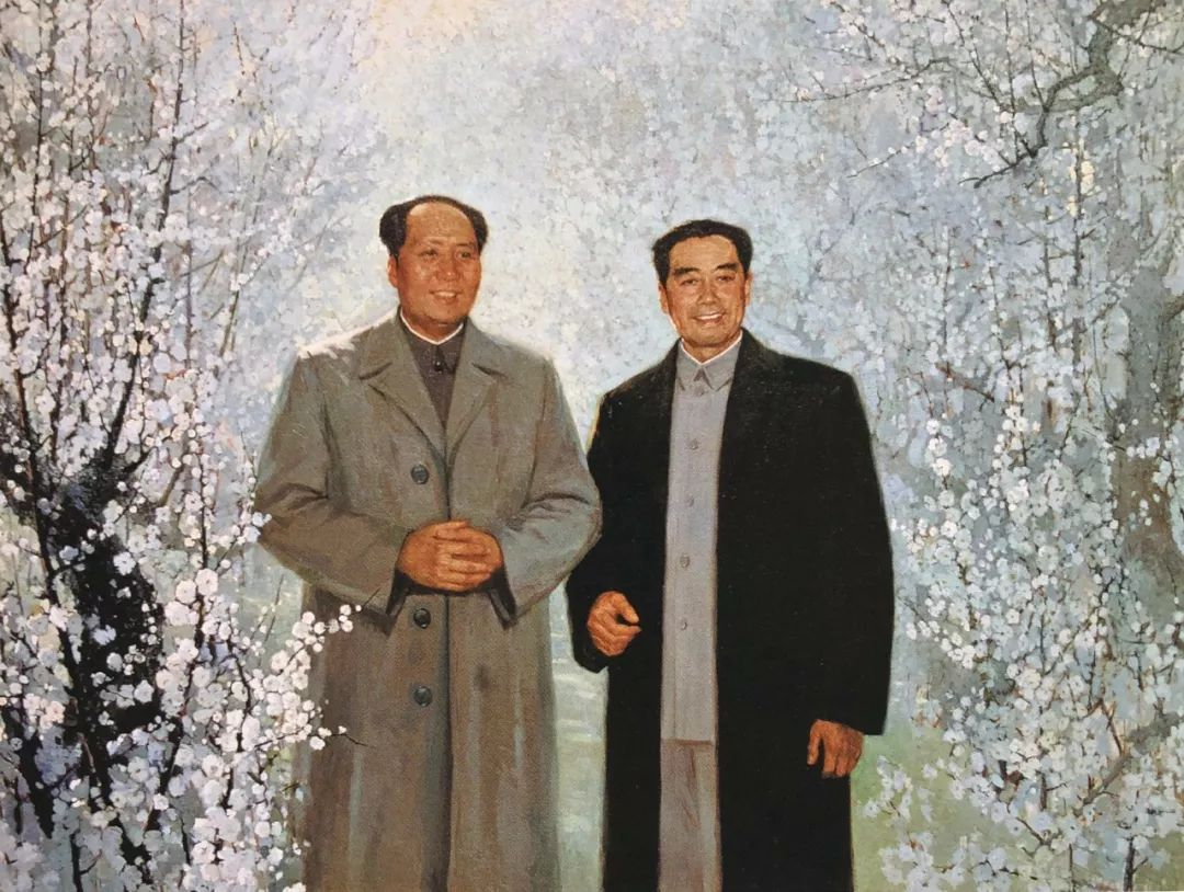 山花烂漫 艺道永存——沉痛悼念著名画家李天祥先生!