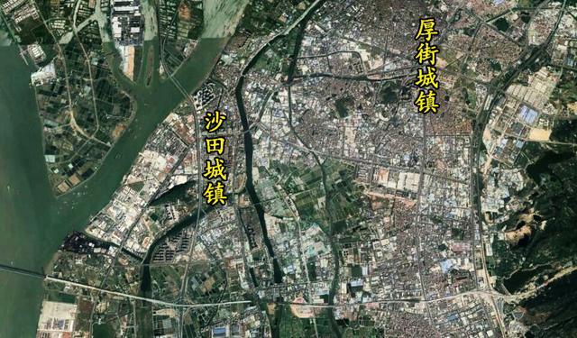 东莞各镇有多少人和经济总量_东莞各镇分布地图