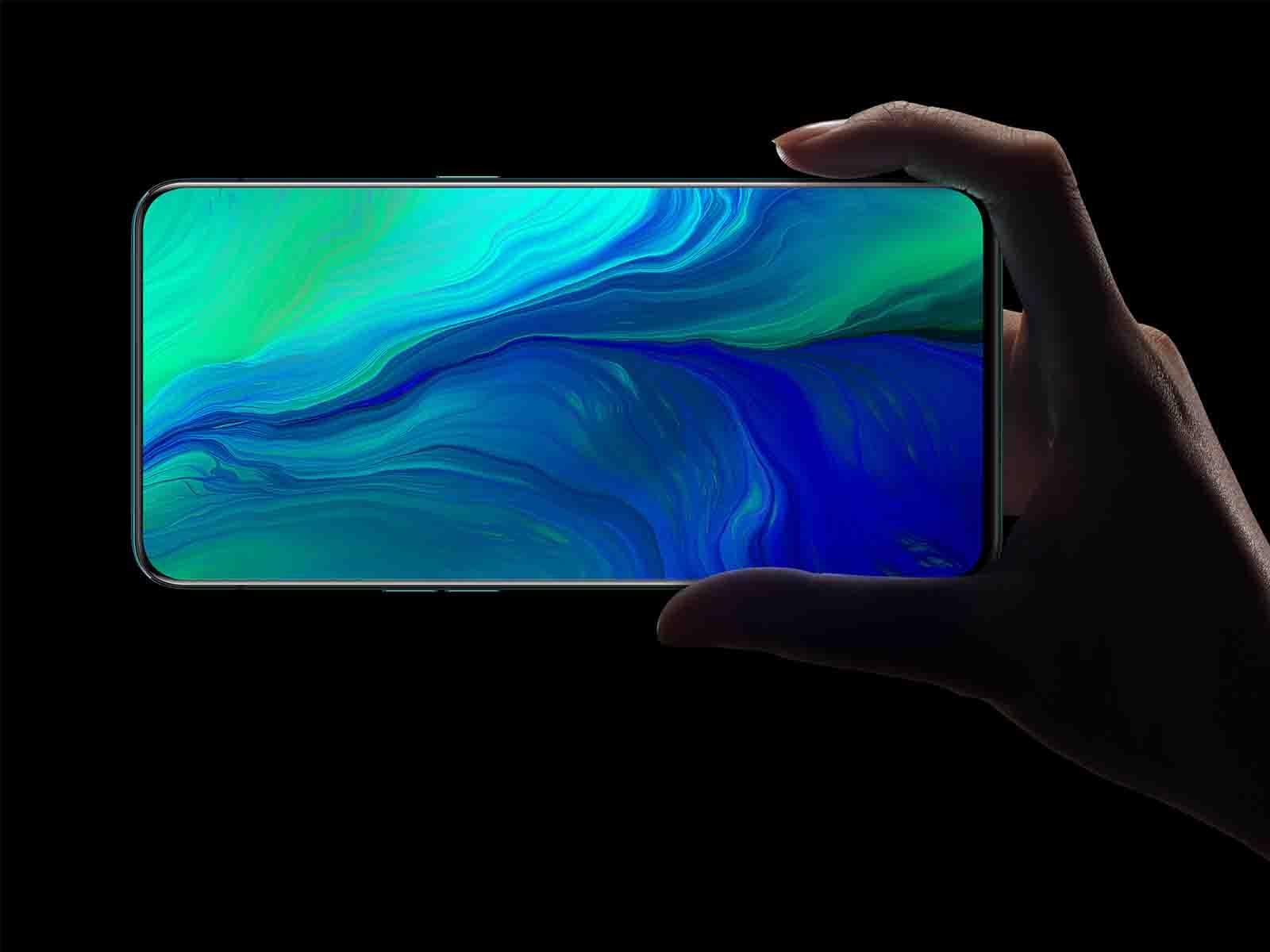 2019年OLED智能机品牌国内销量统计:OPPO居首,华为跃升为第二