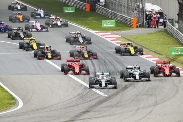 延期补办还是取消?F1中国站面临难题