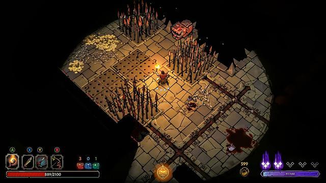 动作游戏《无间冥寺》Steam抢先体验版3月3日上架
