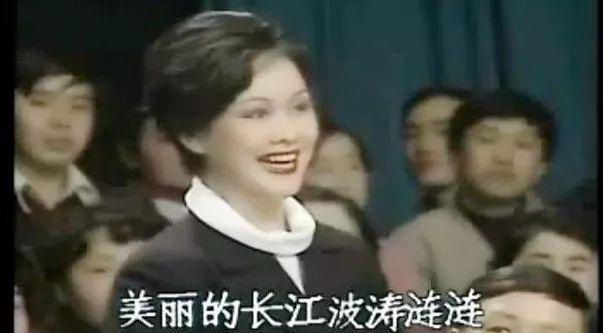 李谷一唱湖北的歌:《我家住在长江边》,祈福湖北!