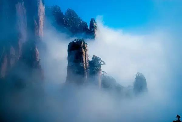 三清山:疫情之后,许自己一场说走就走的旅行!