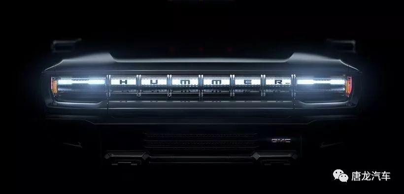 [复活]悍马即将回到车上。通用汽车将把悍马改造成1000辆电动皮卡