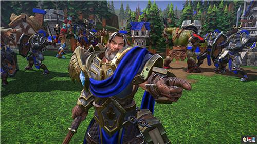 暴雪总裁称《魔兽争霸3重制版》发售首周很艰难_游戏