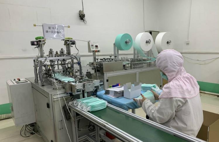 富士康宣布开始生产口罩 日产量200万只 富士康为什么要去生