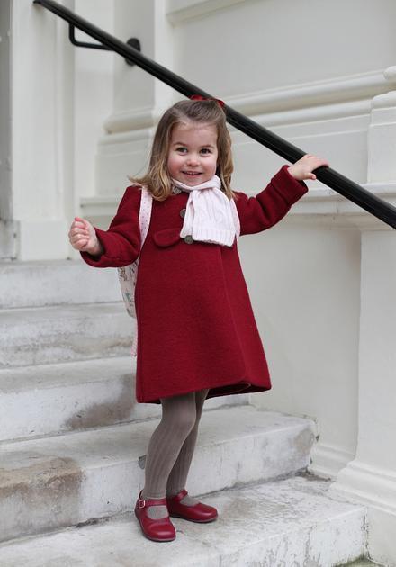 原创 5月29日比阿特丽斯公主的婚礼上谁做花童?夏洛特公主人气超高