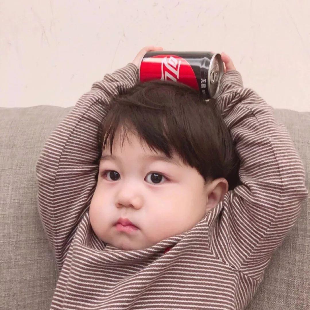可爱小男孩动漫头像