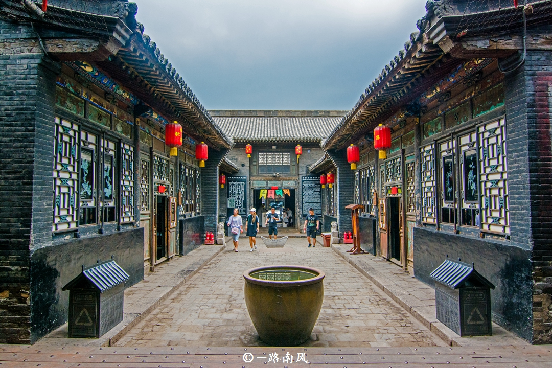 古代最有钱的县城大街,位于山西,现为世界遗产!