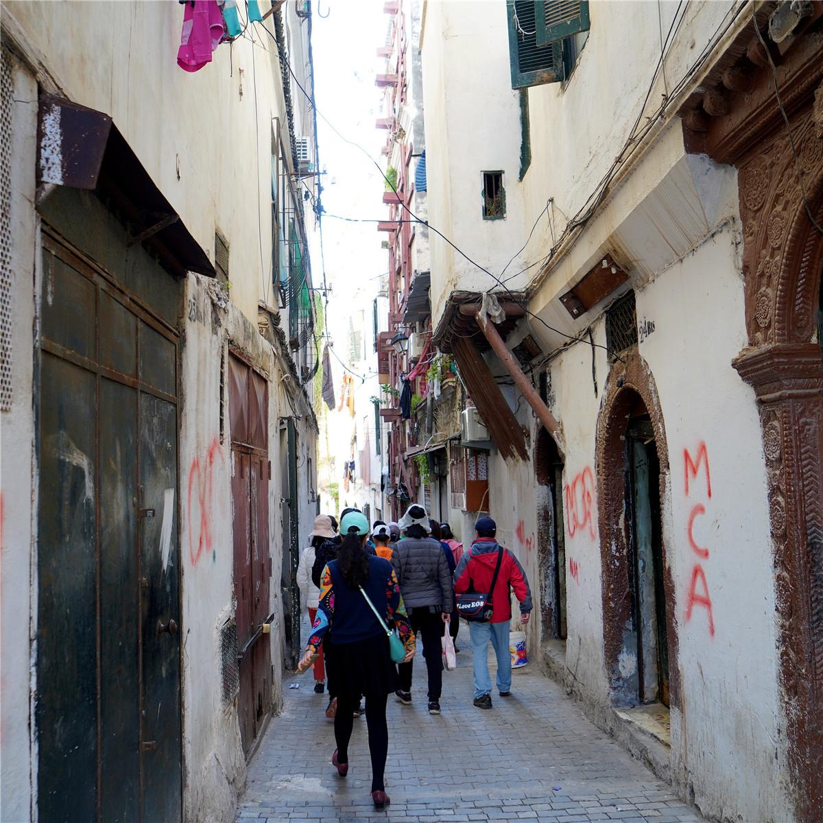 领略地中海古城的独特魅力