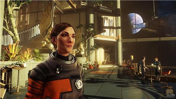 《掠食》游戏下载,IGN评测8.0分捡太空垃圾比打外星人更有趣