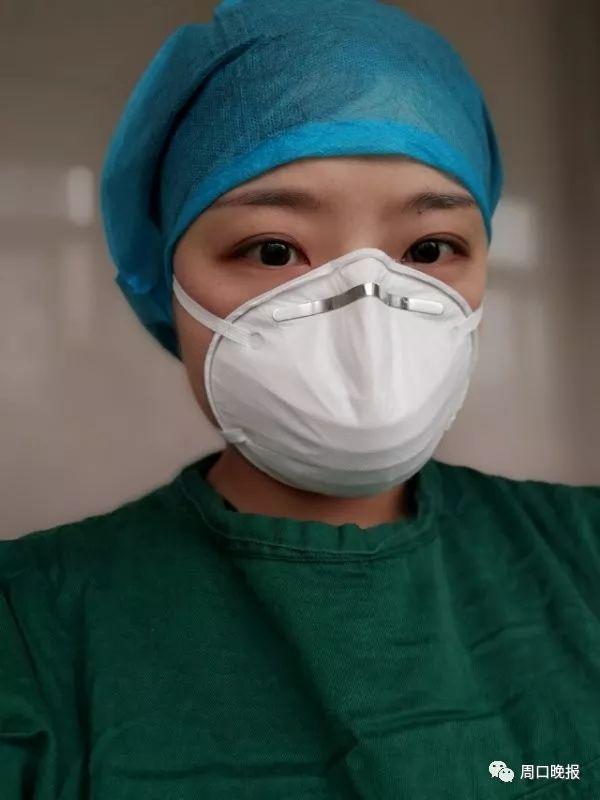 """10天10夜,都干了啥?看周口这个穿梭于隔离病房小护士的""""防疫日记?"""""""