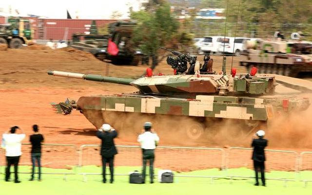 印度阿琼主战坦克创造世界多个第一?在以色