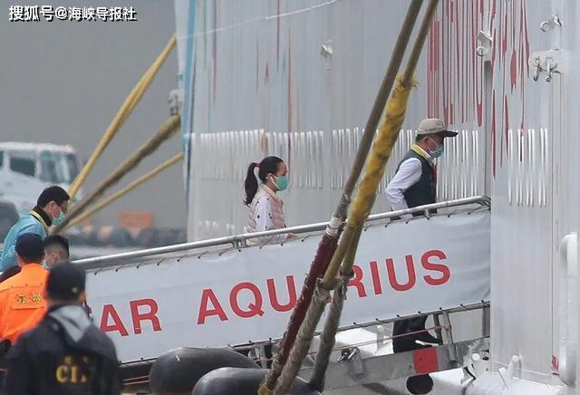 """""""海上漂""""邮轮终于??刻ㄍ寤「?,有大陆旅游史的将受采检"""
