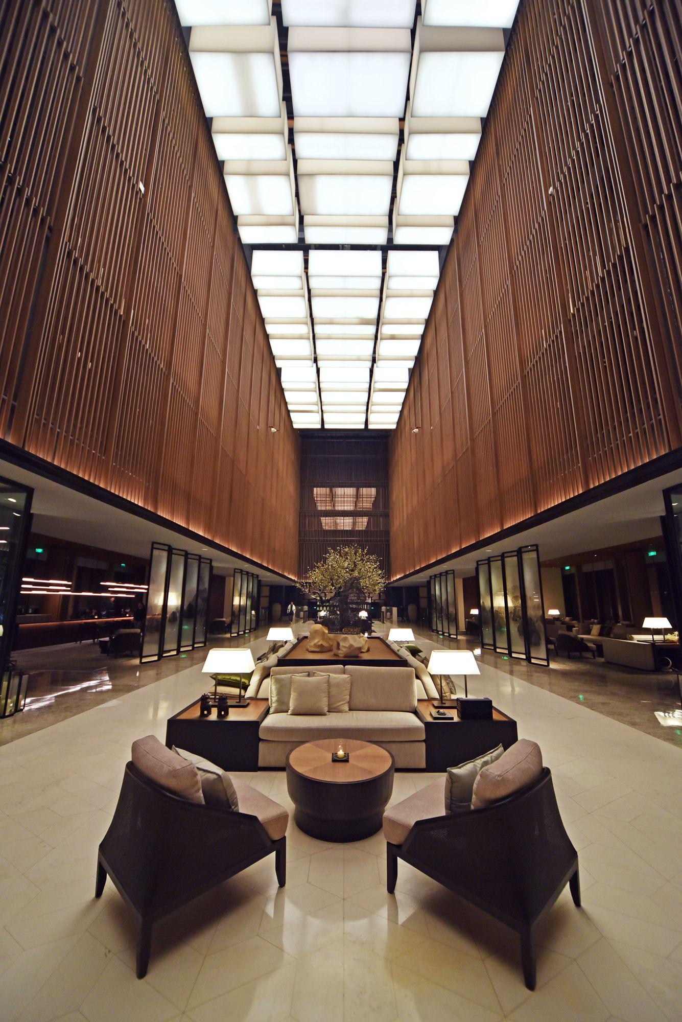 原创            南京涵碧楼,来自台湾的细致与体贴,丰富的体验