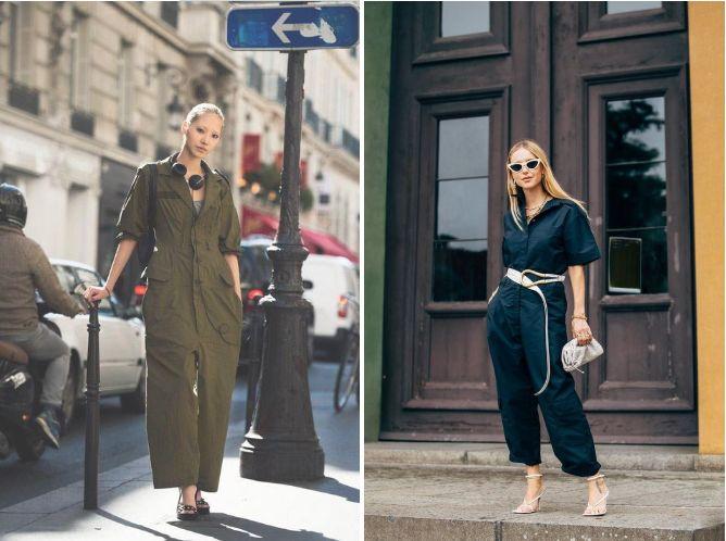 最常被忽略的流行单品,连身裤的流行始末及穿搭参考