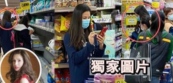 李若彤出街购物,打扮随意像路人,再也不是小龙女清纯模样!